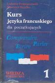 Przestaszewski Ludomir, Bazylko Sławomir - Kurs języka francuskiego dla początkujących