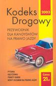 Kodeks drogowy 2003