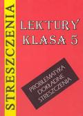 Kulikowska Jolanta - Streszczenie - lektury klasa 5
