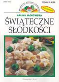Jachowska Halina - Świąteczne słodkości