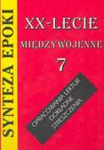 Kulikowska Jolanta - Synteza epoki XX - lecie międzywojenne 7