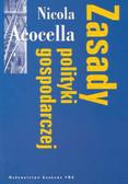 Acocella Nicola - Zasady polityki gospodarczej