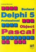 Marciniak Andrzej - Borland Delphi 5 Professional t.51