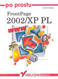 Hester Nolan - Po prostu FrontPage 2002/XP Pl
