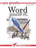 Langer Maria - Po prostu Word 2002/XP PL