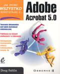 Sahlin Doug - Adobe Acrobat 5.0