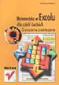 Obecny Andrzej - Matematyka w Excelu dla szkół średnich - ćwiczenia praktyczne