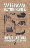 Szymborska Wisława - Nowe lektury nadobowiązkowe
