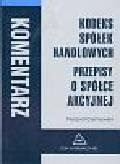 Czerniawski Ryszard - Kodeks spólek handlowych