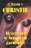 Christie Agata - Mężczyzna w brązowym garniturze