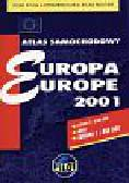 Europa - atlas samochodowy