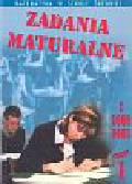 Zadania maturalne z 2000 roku, część 1
