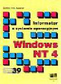 Griffith Kadnier - Informacje o systemie operacyjnym Windows NT 4