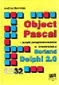 Marciniak Andrzej - Object Pascal-język programowania w środowisku Borland Delphi 2.0