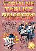 Szkolne tablice biologiczno - chemiczne