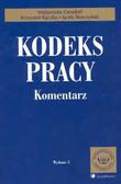 Salwa Zbigniew - Kodeks pracy Komentarz