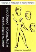 Ferguson George A. I inni - Analiza statystyczna w psychologii i pedagogice
