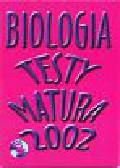 Biologia testy Matura 2002