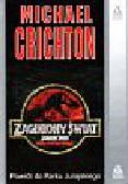 Crichton Michael - Zaginiony świat