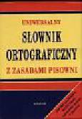 Tittenbrun Krystyna - Uniwersalny słownik ortograficzny z zasadami pisowni