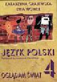 Grajewska Katarzyna, Wower Ewa - Język polski 4