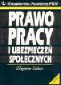 Salwa Zbigniew - Prawo pracy i ubezpieczeń społecznych