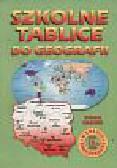 Szkolne tablice do geografii /MZ/