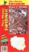 Plan miasta Świdnik