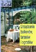 Kollmorgen Uwe - Urządzanie balkonów tarasów i ogrodów