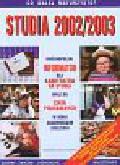 Informator Studia 2002/2003