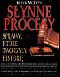 McLynn Frank - Słynne procesy