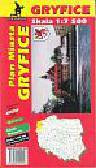 Gryfice - plan miasta