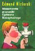 Niziurski Edmund - Niesamowite przypadki Cymeona Maksymalnego