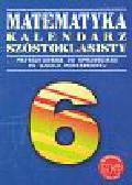 Braun Marcin - Matematyka kalendarz szóstoklasisty