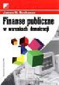 Buchanan James - Finanse publiczne w warunkach demokracji