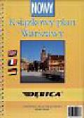 Książkowy plan Warszawy