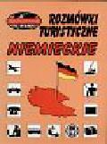 Rozmówki turystyczne niemieckie /Aneks/