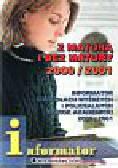 Z maturą i bez matury 2000/2001