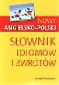 Simbirowicz Lidia - Nowy angielsko - polski słownik idiomów i zwrotów