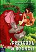 Tarzan-Przygoda w dżungli, grająca książeczka