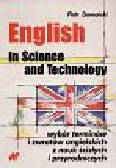 Domański Piotr - English in Science and Technology