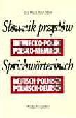 Słownik przysłów niemiecko-polski                               polsko - niemiecki