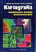 Kraak Menno - Jan, Ormeling Ferjan - Kartografia-wizualizacja danych przestrzennych