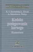Boratyńska Katarzyna Górski Adam, Sakowicz Andrzej - Kodeks postępowania karnego. Komentarz