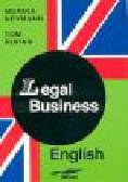 Neymann M., Ruhan T. - Legal Business English (z kasetą)