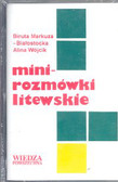 Praca zbiorowa - Minirozmówki litewskie