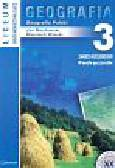 Mordawski Jan, Wiecki Wojciech - Geografia 3 Podręcznik. Liceum ogólnokształcące Zakres rozszerzony