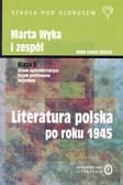 Wyka - Literatura polska po roku 1945 podr. LO