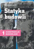 Janik Grażyna - Statyka budowli Konstr bud 1