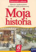 Błaut M - Moja historia 6 podręczn/Atlas do hist cz 1